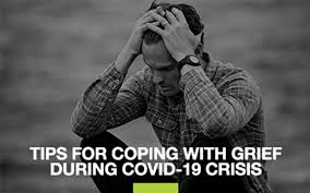 Covid Grief image courtesy of GoogleImage